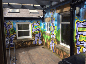 Graffiti-Project