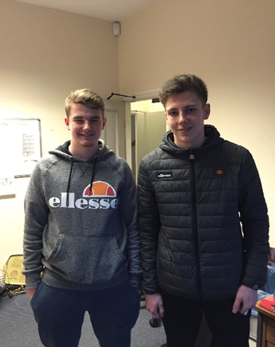 TYMCA Young People selected to attend Young People initiative