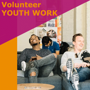 Volunteering in Youth Work. Could you help?